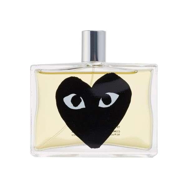 comme des garcons parfums play black