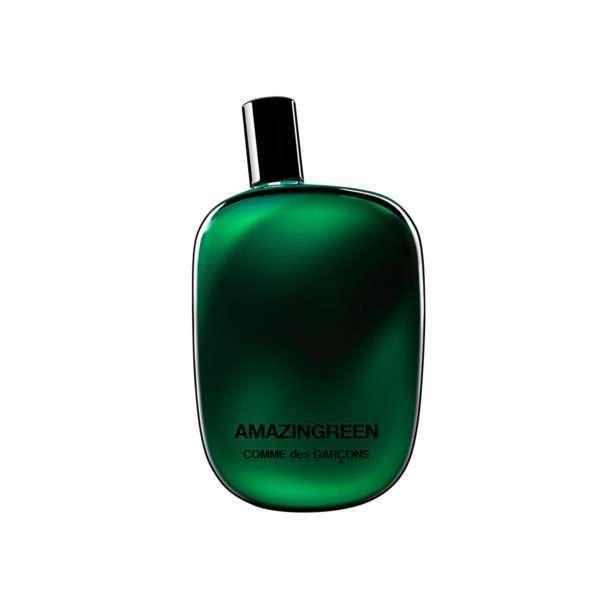 comme des garcons parfum amazingreen