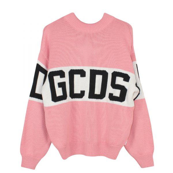 gcds-logo-sweater-pink-cc94u020050