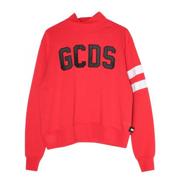 gcds-logo-high-collar-sweatshirt-red-cc94w020203