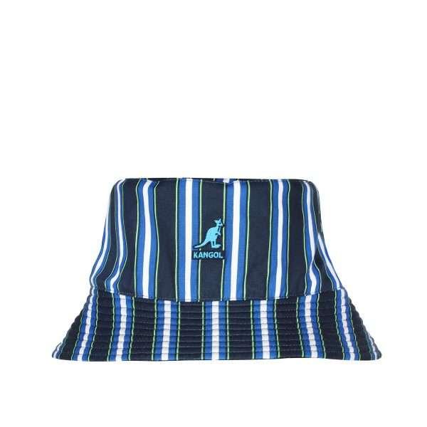 kangol-double-pattern-bucket-blue-k5275