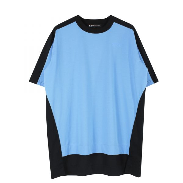y3-swim-colour-block-tee-blue-fn5719