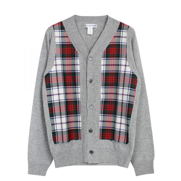 comme-des-garcons-shirt-tartan-panel-cardigan-grey-w28511 (1)