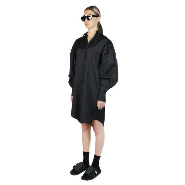 federica-tosi-silk-cotton-shirt-dress-black-fte21ab066 (4)
