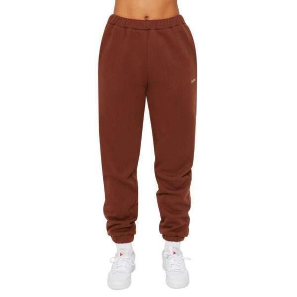 danielle-guizio-floral-logo-sweatpants-brown-dgs20i808 (1)